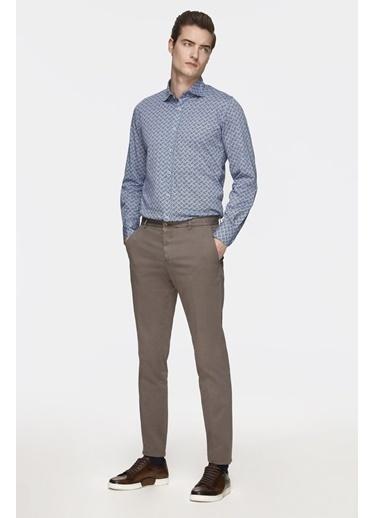 Damat Pantolon Gri